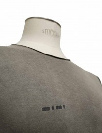 Label Under Construction Corroded Graphite Dyed sweater mens knitwear buy online