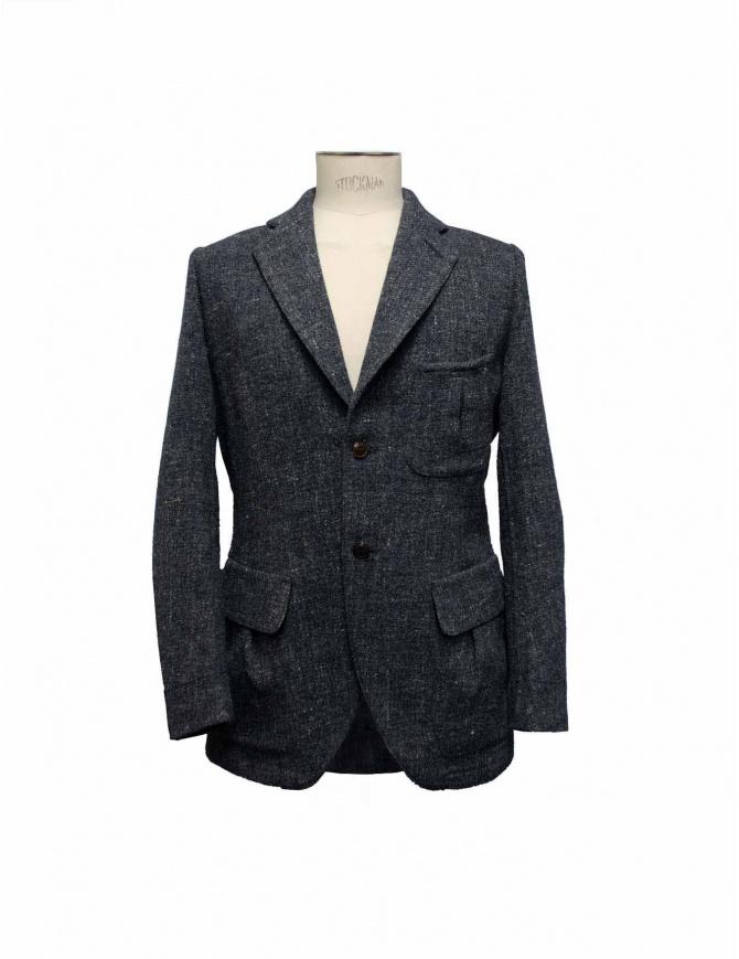 Giacca Haversack colore grigio chiaro 471535-03 giacche uomo online shopping