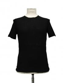 T-shirt Label Under Construction Signals beige nera t shirt uomo acquista online