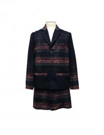 Mens coats online: Henrik Vibskov Ants coat
