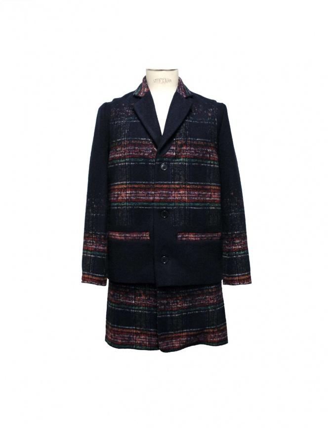 Henrik Vibskov Ants coat M601-VIBS-CH mens coats online shopping