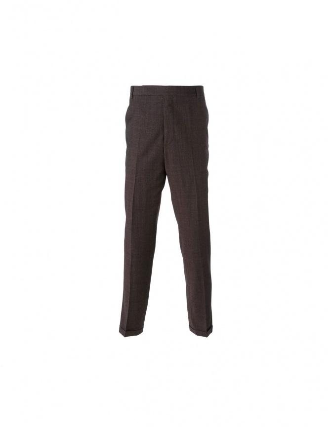 PANTALONE CARVEN 2450p90 340 pantaloni uomo online shopping