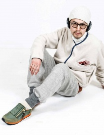 Sneakers Kapital Flight Jacket prezzo