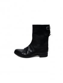 Black leather Sak leather boots buy online