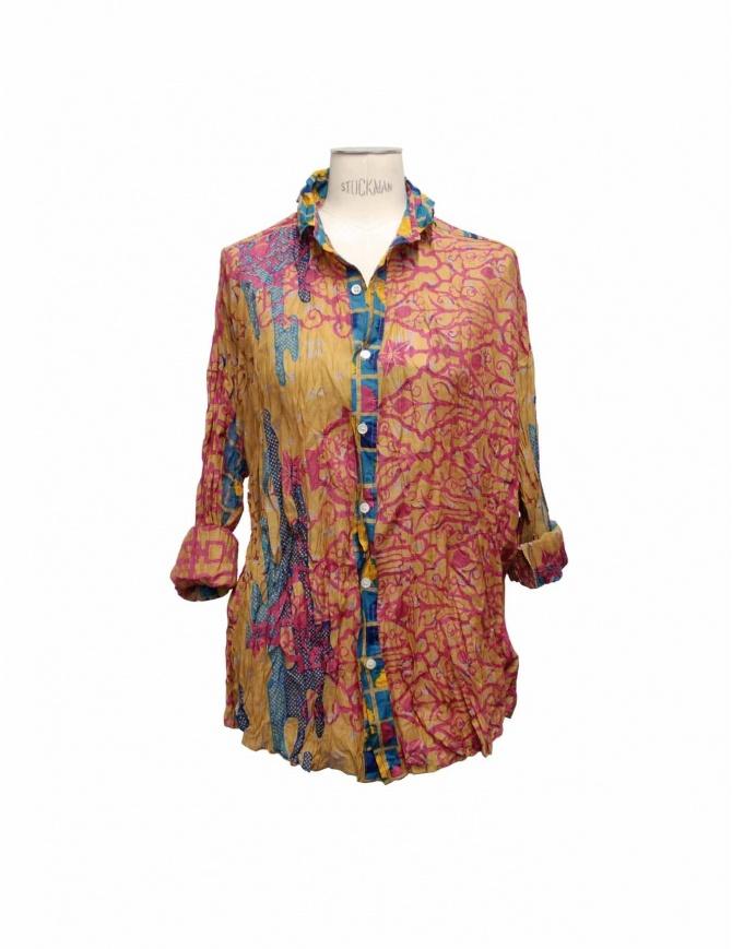 CAMICIA KUSA KANMURI kbn-c-088 camicie donna online shopping