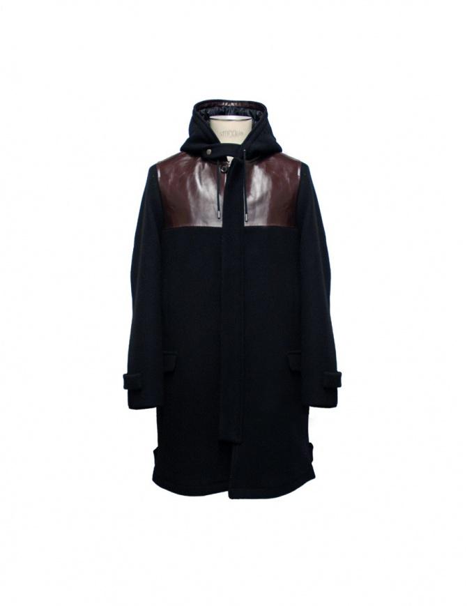 Cappotto Cy Choi colore nero CA57C08ARK00 cappotti uomo online shopping