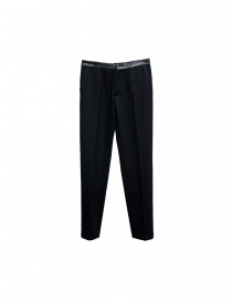 Cy Choi Hand Printed black trousers N408-BLK