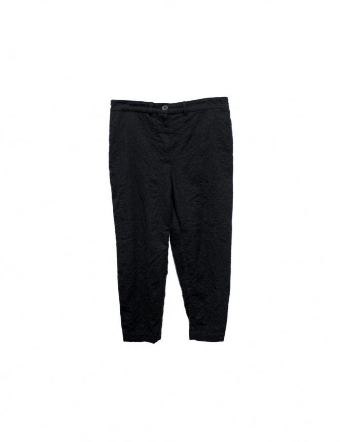 Pantalone Casey Casey colore nero 05FP21F-BLK pantaloni donna online shopping