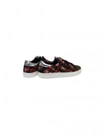 Sneaker Yoshio Kubo colore verde prezzo