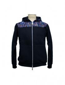 Yoshio Kubo by Toyoki Adachi sweatshirt YKF15809-NAV order online