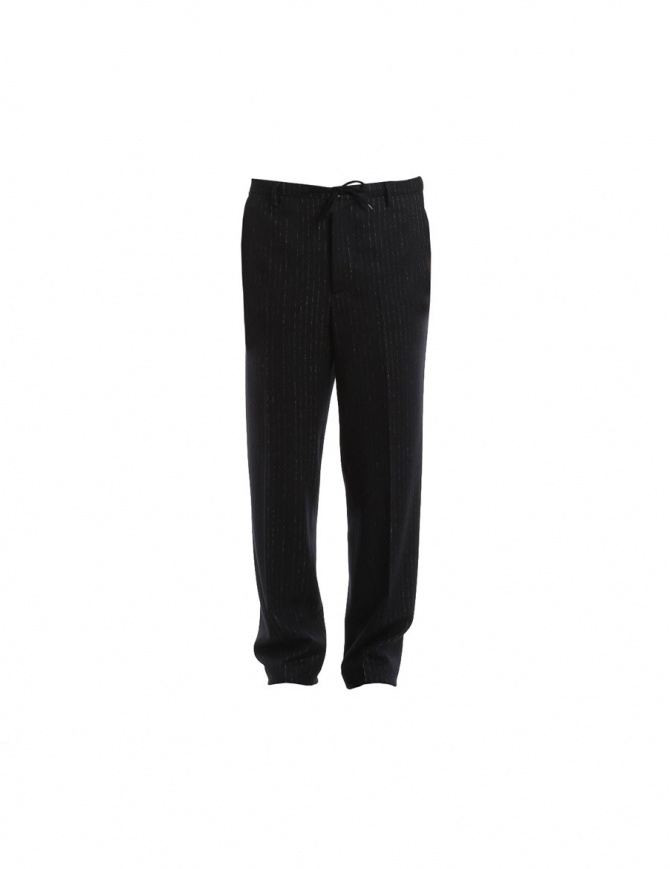 Golden Goose Ricky pinstripe pants G27U508.A5 mens trousers online shopping