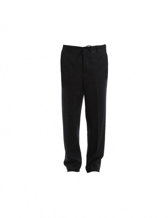 Pantalone gessato Golden Goose Ricky G27U508.A5 pantaloni uomo online shopping