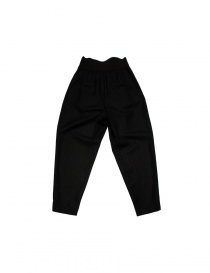 FadThree navy trousers