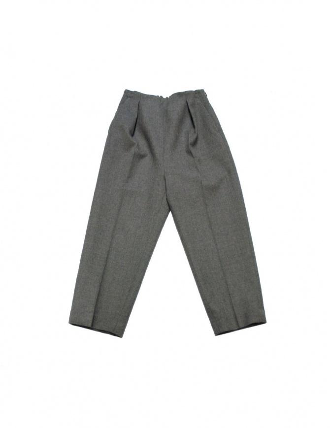 Pantalone FadThree colore grigio 12FDF02-24-0 pantaloni donna online shopping