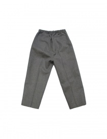 FadThree grey trousers