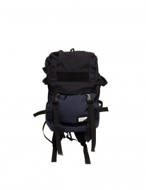 Master-Piece blue navy black backpack 222131-P01 NV