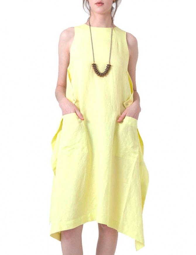 Abito Henrik Vibskov Flick Dress F302 201 Yel abiti donna online shopping