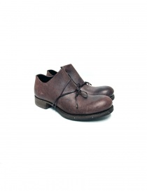 Scarpa in pelle Ematyte colore rosso online