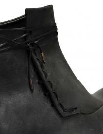 Stivaletto Ematyte in pelle colore grigio scuro calzature uomo acquista online
