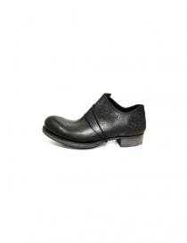 Scarpa in pelle Ematyte colore grigio scuro