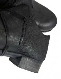 Scarpa in pelle Ematyte colore grigio scuro calzature uomo acquista online