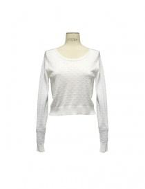 Maglia Court Carven colore bianco 830PU04 001 order online