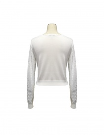 Carven Court white sweater