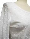 Carven Court white sweater 830PU04 001 price