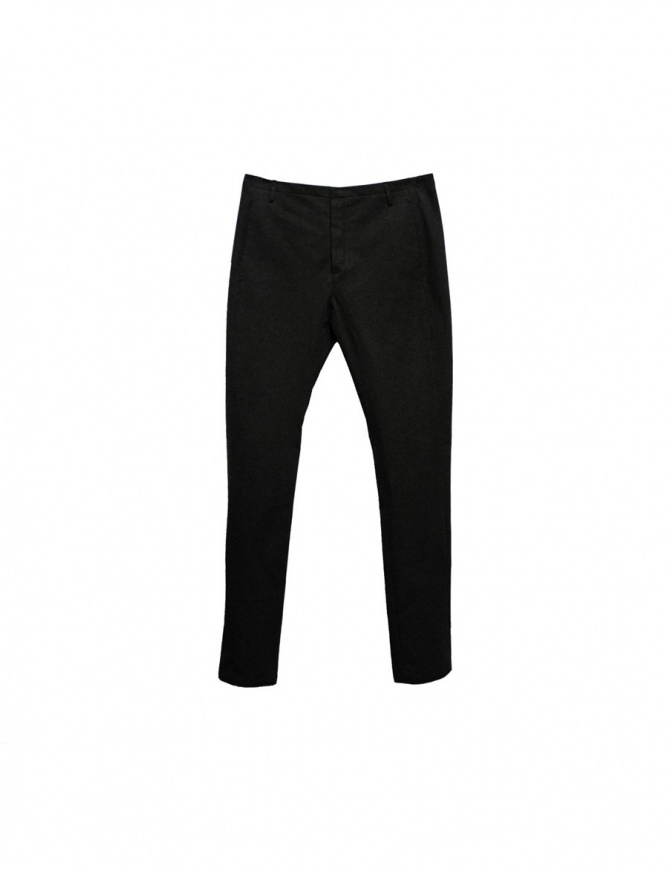 Label Under Construction Front Cut Classic trousers 27FMPN72-CO1 mens trousers online shopping