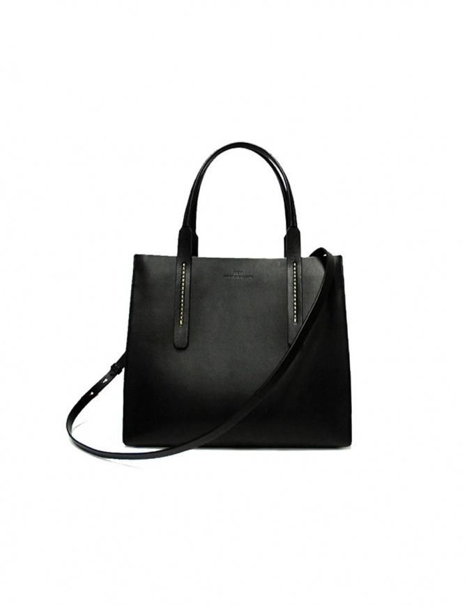 Borsa Desa 1972 Sixteen colore nero DE-9466 BLK borse online shopping