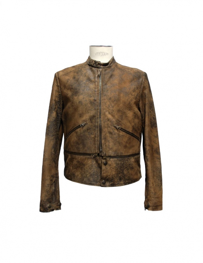 Golden Goose Biker jacket G28MP536-A6 mens jackets online shopping