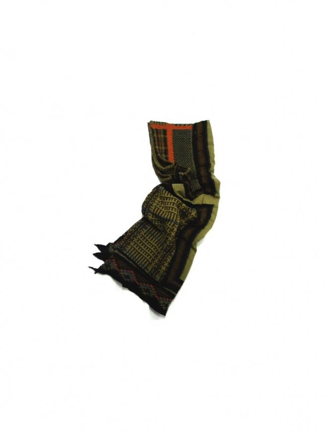 SCIARPA KAPITAL K1512XG451 sciarpe online shopping