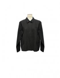 Camicie donna online: Camicia nera Sara Lanzi