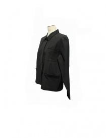Black shirt Sara Lanzi