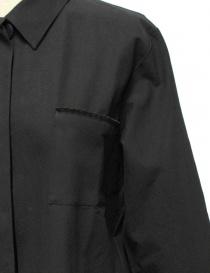 Camicia nera Sara Lanzi camicie donna acquista online