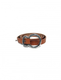 Belts online: Sak belt honey color