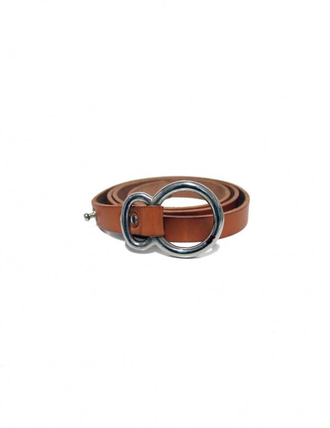 Sak belt honey color ACC 001 NATU belts online shopping