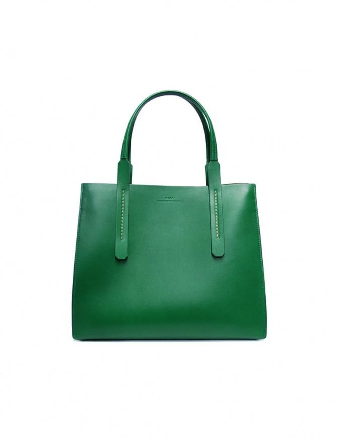 Borsa Desa 1972 Sixteen colore verde prato DE-9466 borse online shopping