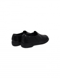 Black leather Guidi 109 shoes (female style) price
