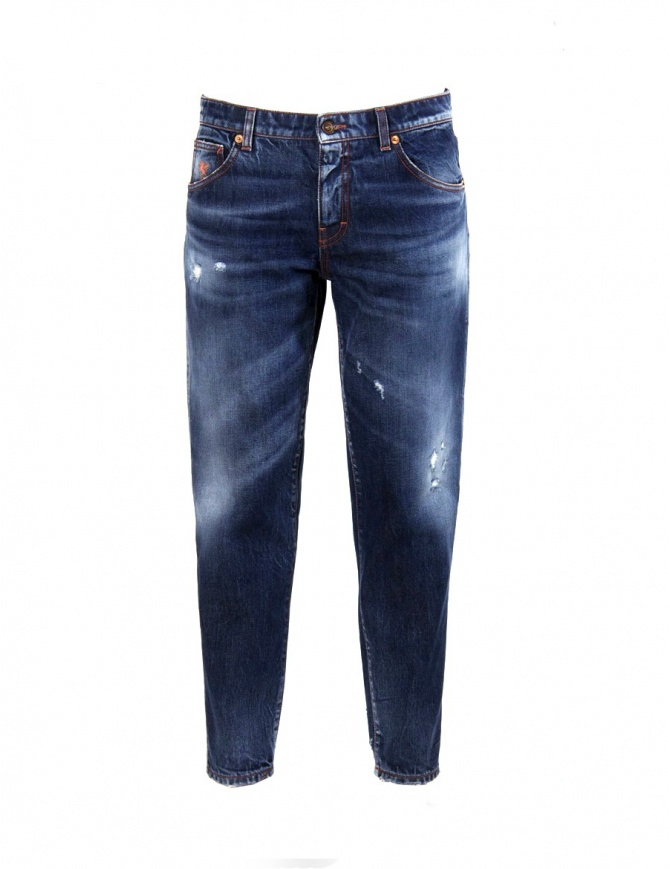 Jeans Avantgardenim Boy Carrot 062U4174 jeans donna online shopping