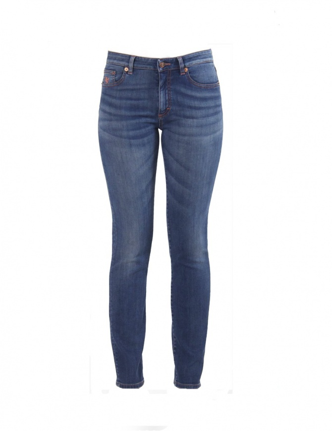 Jeans Avantgardenim Contemporary Fit 00CER053U416 jeans donna online shopping