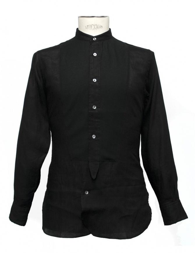 Haversack korean collar shirt 821600A 05A mens shirts online shopping