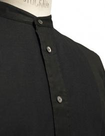 Camicia Haversack collo alla coreana prezzo