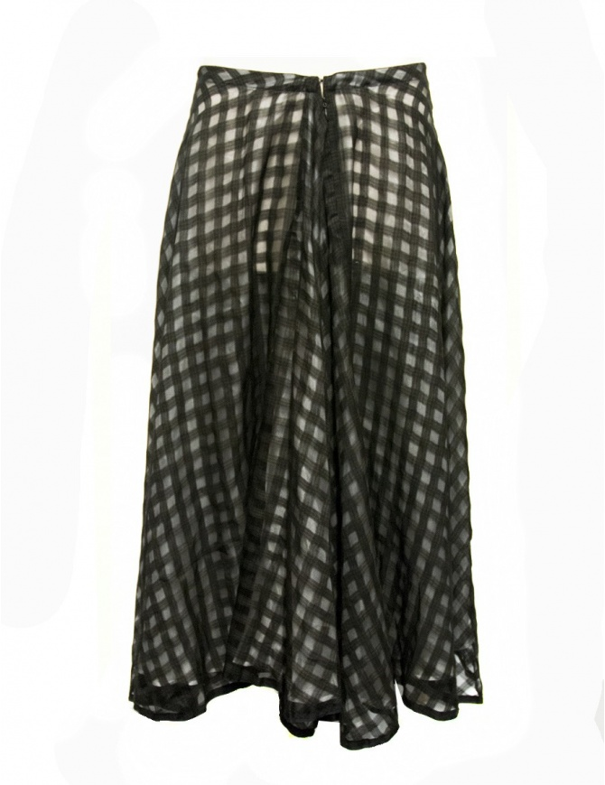 Black and white Marc Le Bihan skirt 2503 womens skirts online shopping