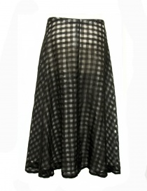 Black and white Marc Le Bihan skirt