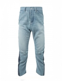 Fad Three indigo blue jeans online