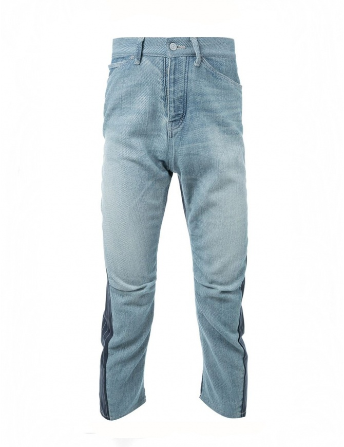 Fad Three indigo blue jeans 13FDF02 10 womens jeans online shopping