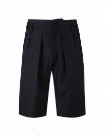Black bermuda shorts Fad Three online