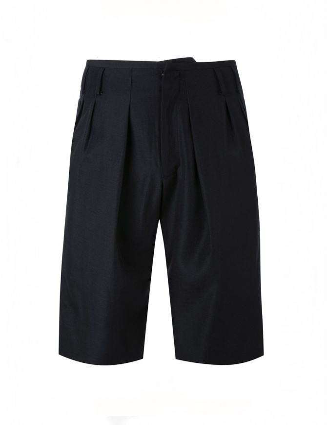 Bermuda nero Fad Three 13FDF02 24 BLK pantaloni donna online shopping