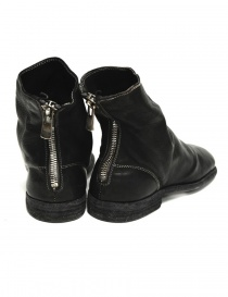 Guidi 986MS black ankle boots in calf leather price